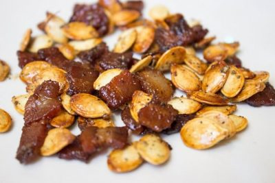 bacon-and-sage-roasted-squash-seeds