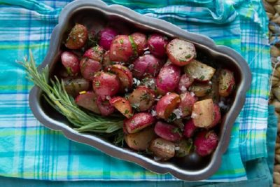 roasted-radishes