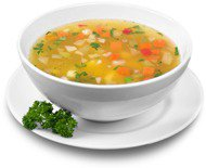 vegetable-soup-in-white-bowl