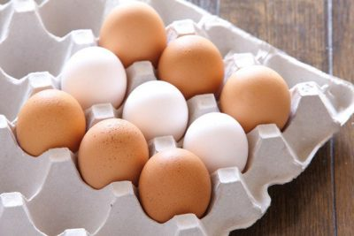 brown-and-white-eggs