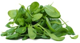 a-pile-of-spinach-leaves