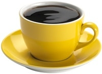 coffee-in-yellow-cup
