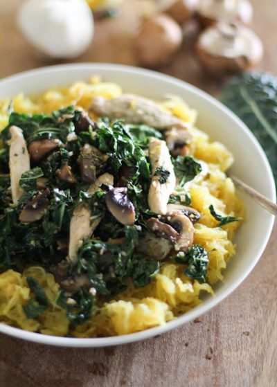 garlicky_spaghetti_squash_with_chicken_mushrooms_and_kale