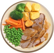 meat-potatoes-and-vegetables-on-plate