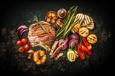 steak-and-grilled-vegetables