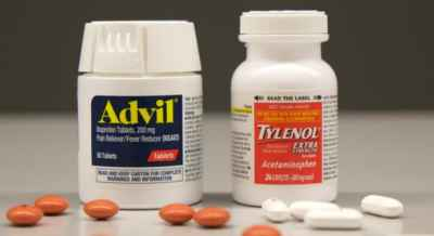 advil tylenol