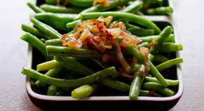 green-beans-and-caramelized-shallots