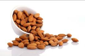 almonds bowl