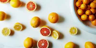 citrus lemon orange