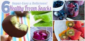 frozen dessert snacks